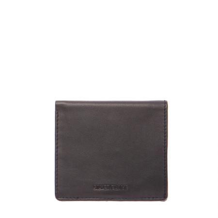 Мъжки черен портфейл SILVER FLAME - колекция Мюнхен