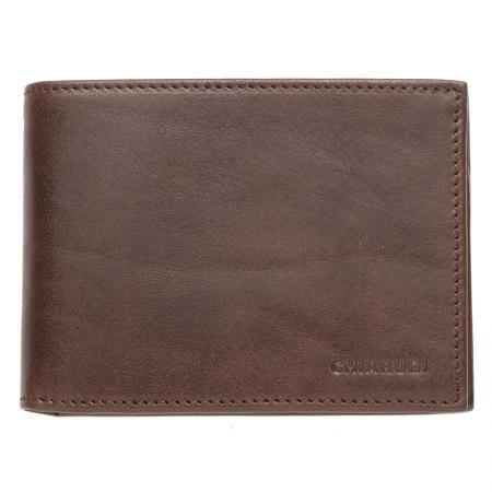 Тъмно кафяв портфейл - CHIARUGI