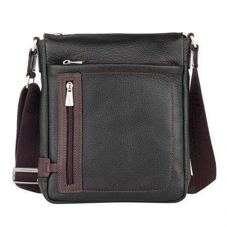 Черна спортна чанта - CHIARUGI