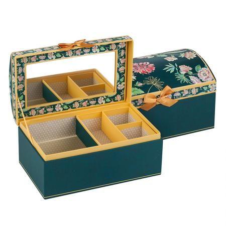 Кутия за бижута - Полски цветя