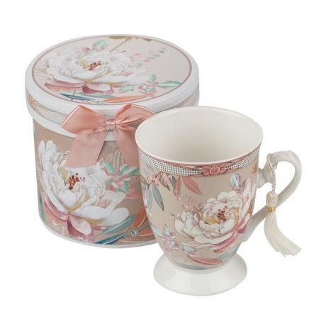 Божур MUG чай + кутия