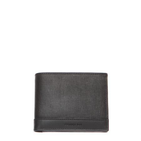 Мъжки портфейл черен - CERRUTI