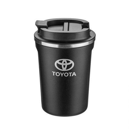 Термо чаша SILVER FLAME с лого на Toyota