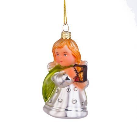Коледна играчка ангелче