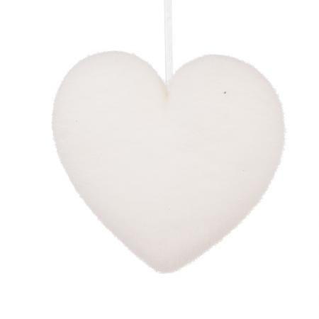 Сърце бяло