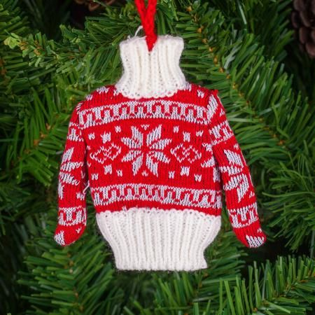 Коледен пуловер 10см.