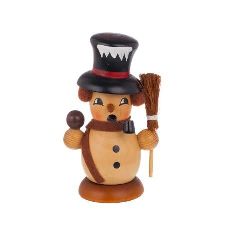Пушещо снежно човече