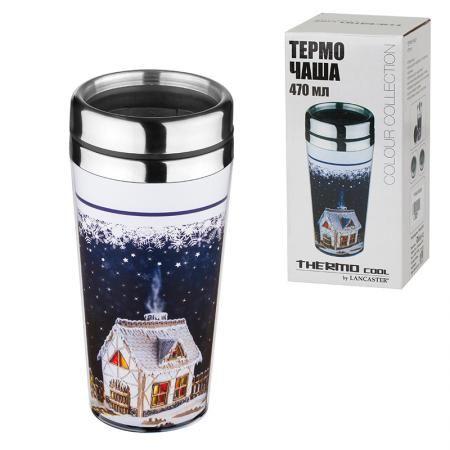 Термо чаша къща сладкиш