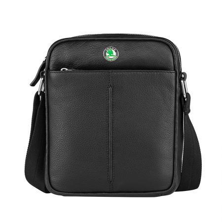 Мъжка чанта SILVER FLAME с лого на Skoda
