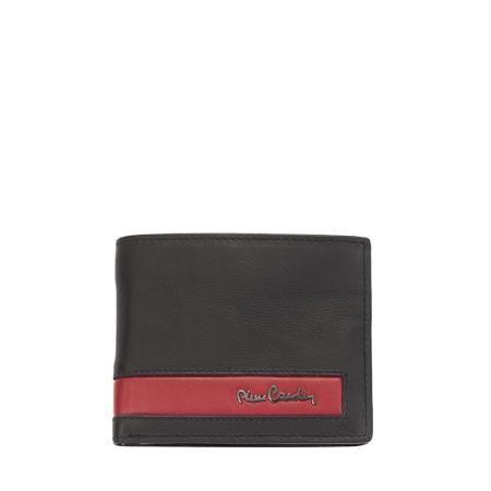Мъжки портфейл с лого - PIERRE CARDIN